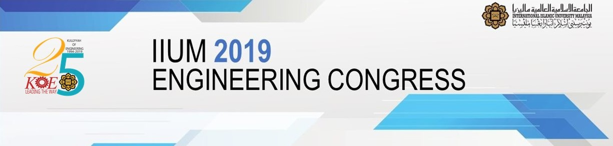 IIUM Engineering Congress 2019
