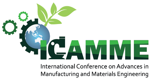 ICAMME2019